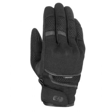Oxford Brisbane Air Short Motorcycle Motorbike Summer Gloves - Extra Large